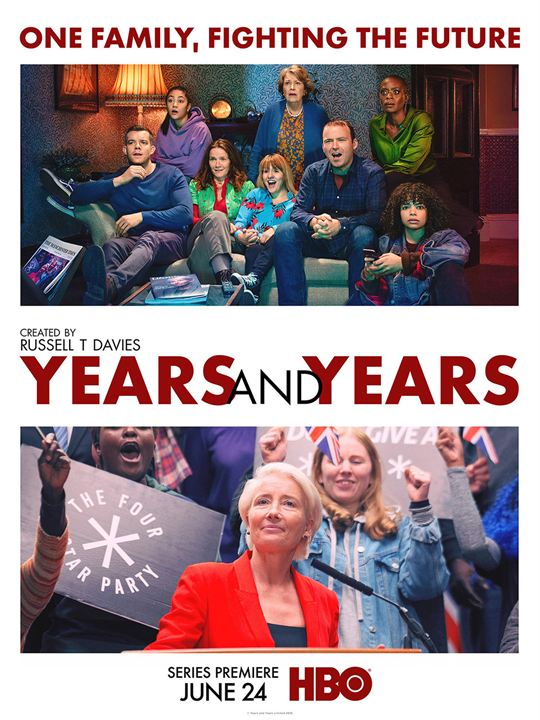 Years and Years : Poster