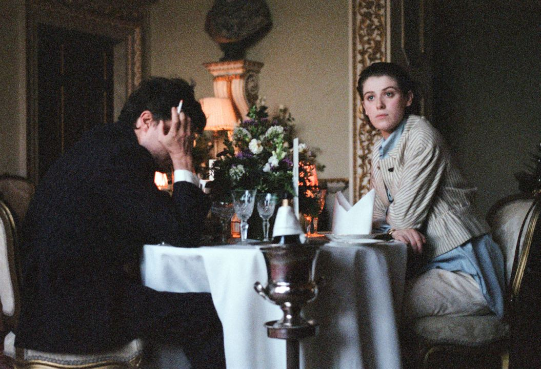 The Souvenir : Foto Honor Swinton-Byrne, Tom Burke