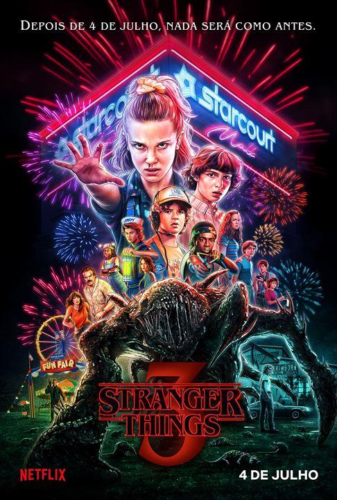 Stranger Things : Poster