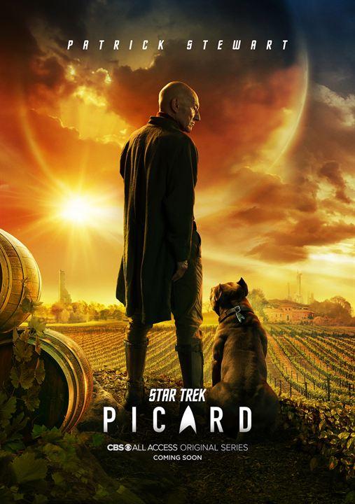 Star Trek: Picard : Poster