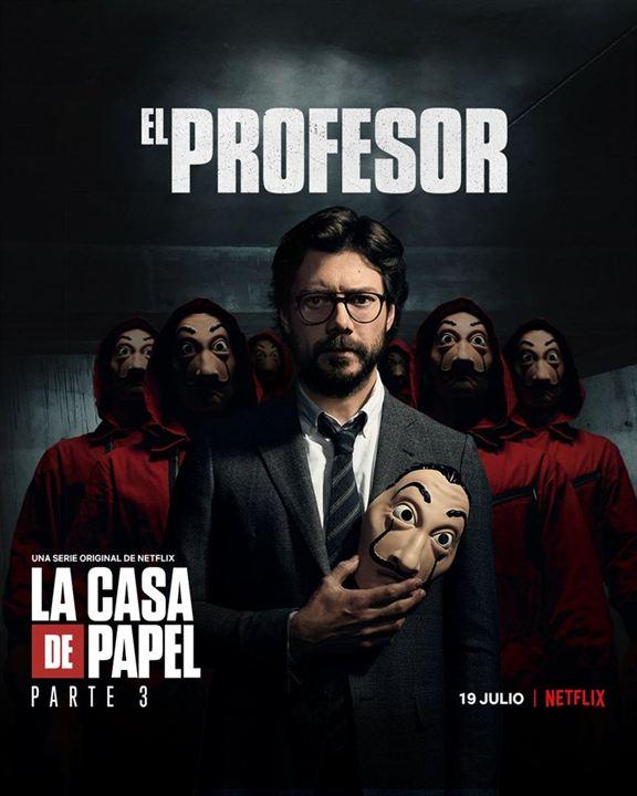 La Casa de Papel : Poster
