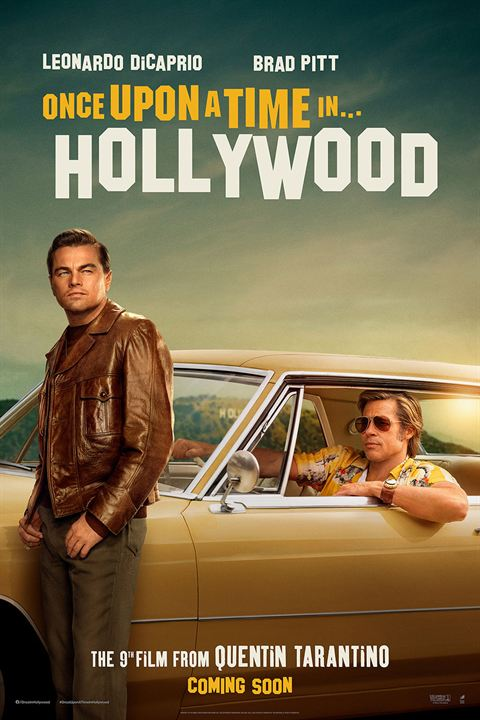 Era uma Vez em... Hollywood : Poster