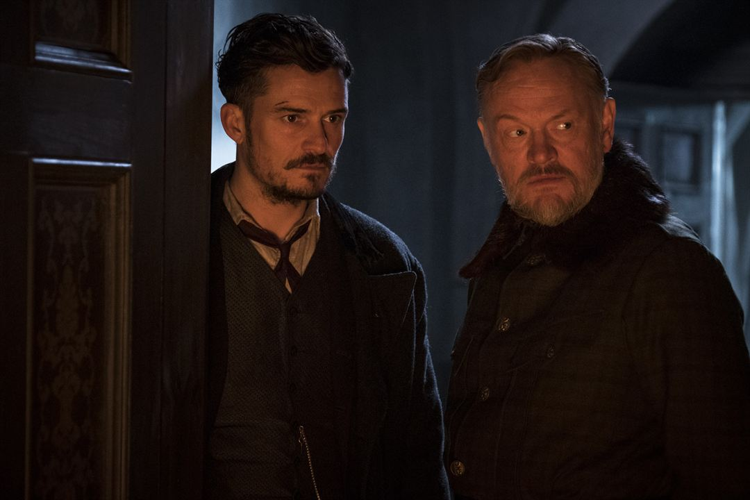 Foto Jared Harris, Orlando Bloom