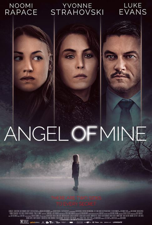 Angel Of Mine : Poster