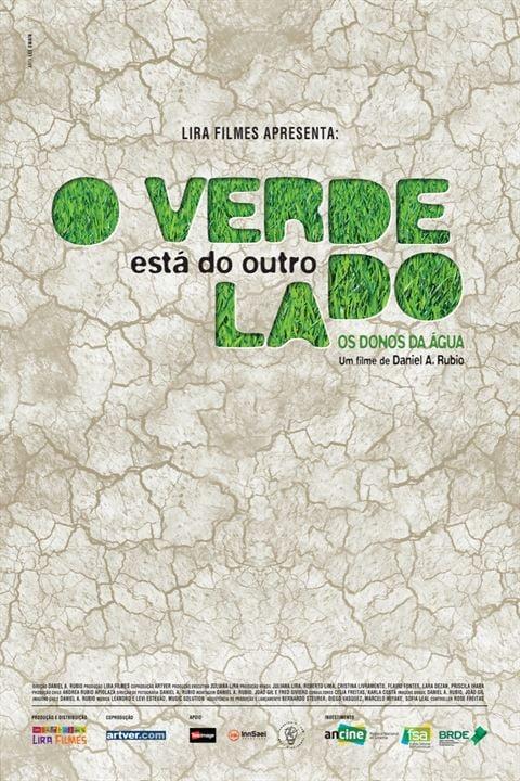 O Verde Está do Outro Lado : Poster