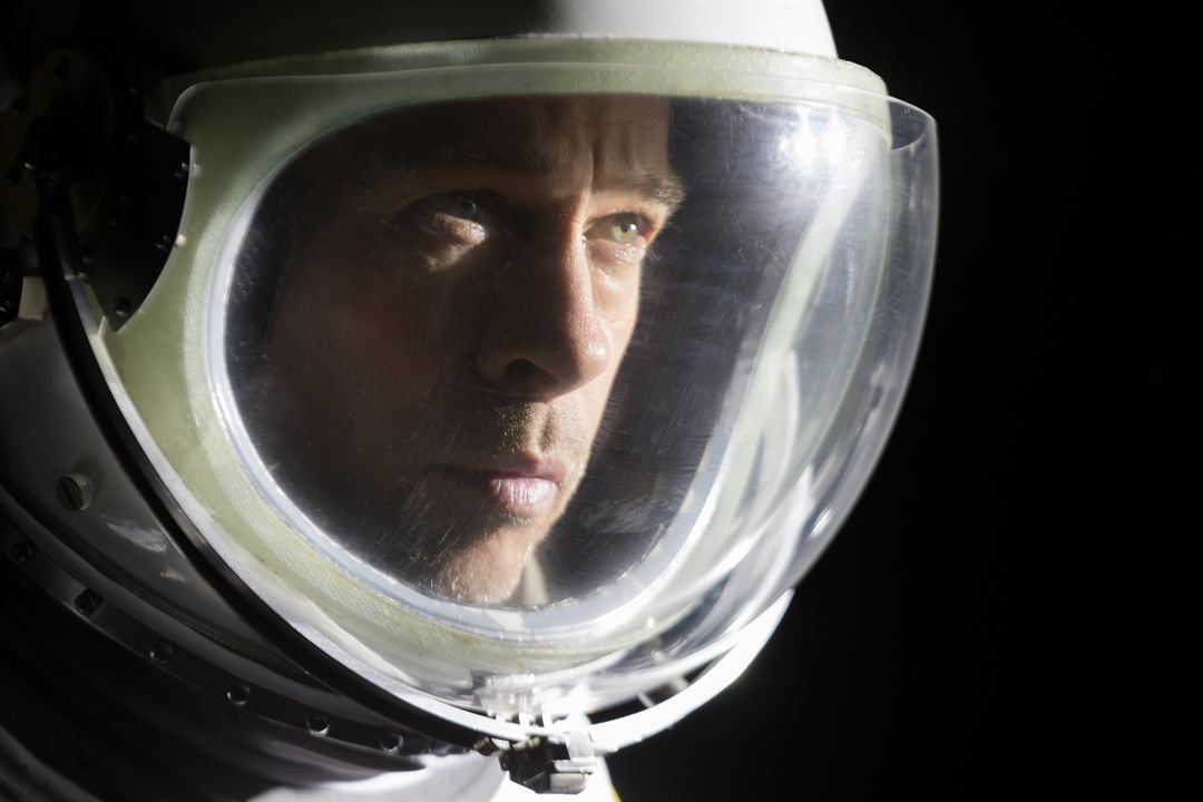 Ad Astra - Rumo às Estrelas : Foto Brad Pitt
