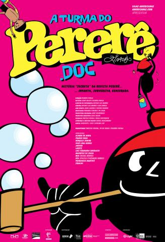 A Turma do Pererê.doc : Poster