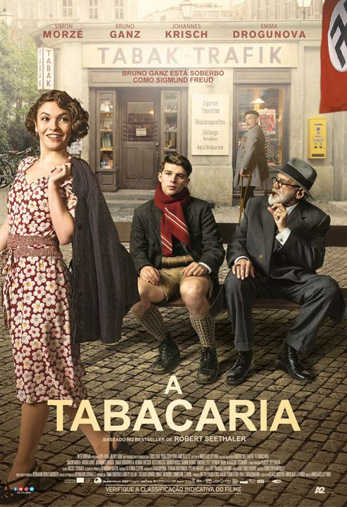 A Tabacaria : Poster