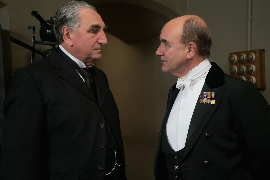 Downton Abbey - O Filme : Foto David Haig, Jim Carter