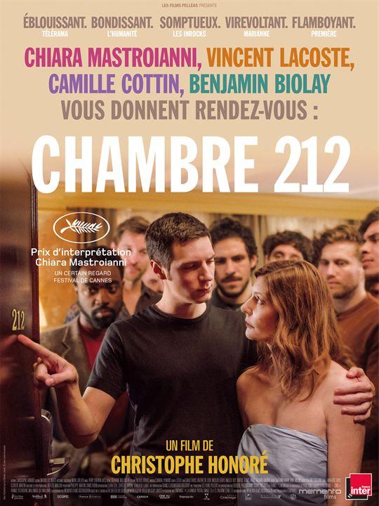 Quarto 212 : Poster