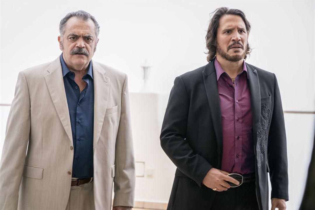 Rambo: Até o Fim : Foto Rick Zingale, Sergio Peris-Mencheta