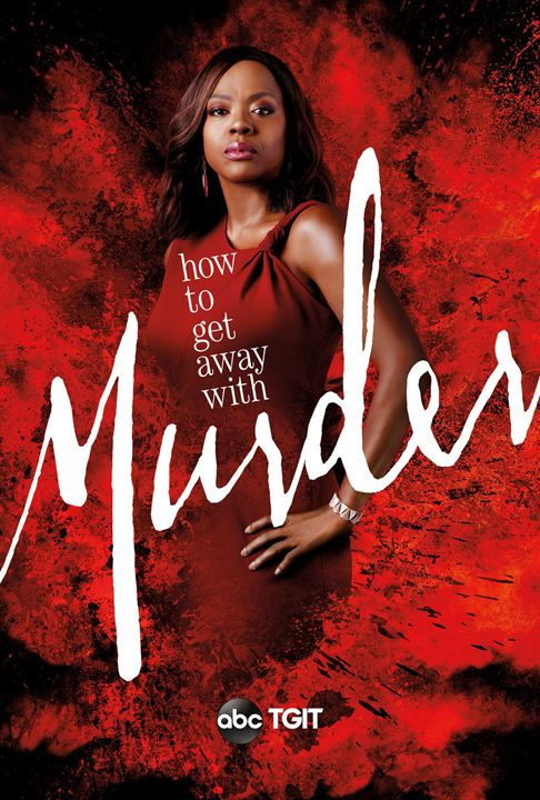 How To Get Away With Murder : Poster