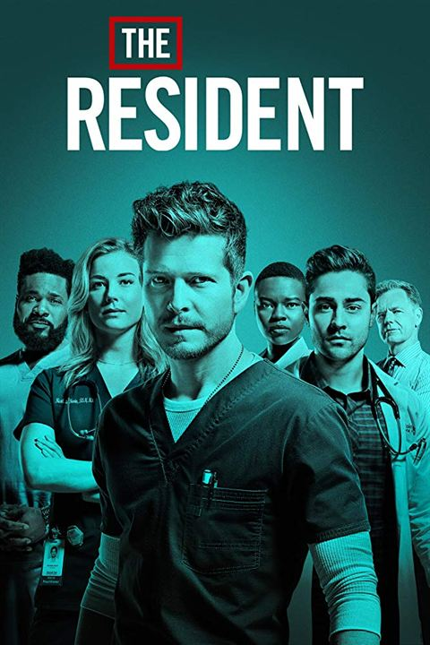 The Resident : Poster