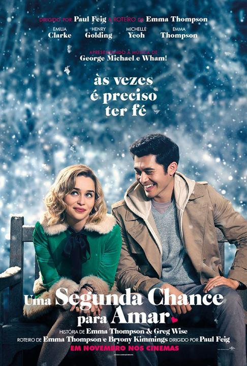 Uma Segunda Chance para Amar : Poster