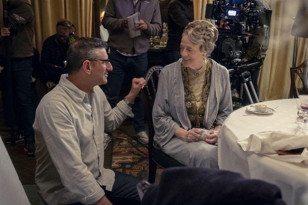 Downton Abbey - O Filme : Foto Maggie Smith, Michael Engler