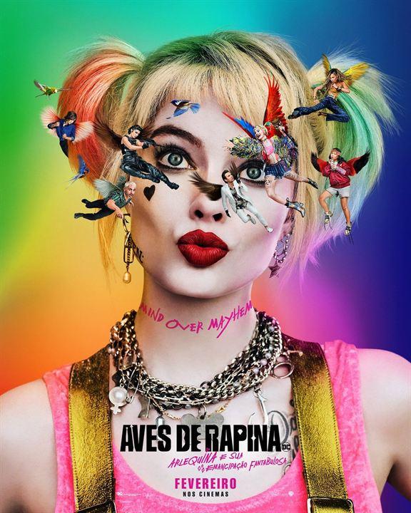 Aves de Rapina - Arlequina e sua Emancipação Fantabulosa : Poster