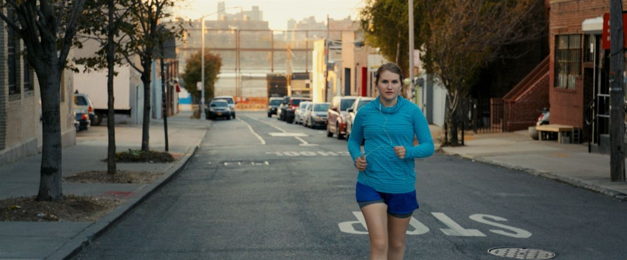 A Maratona de Brittany : Foto Jillian Bell