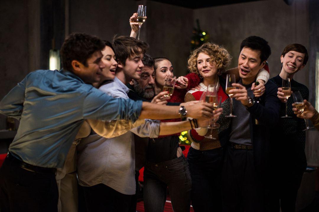 Os Tradutores : Foto Alex Lawther, Eduardo Noriega, Maria Leite, Olga Kurylenko, Riccardo Scamarcio