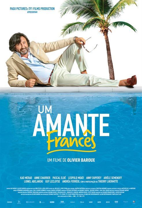 Um Amante Francês : Poster
