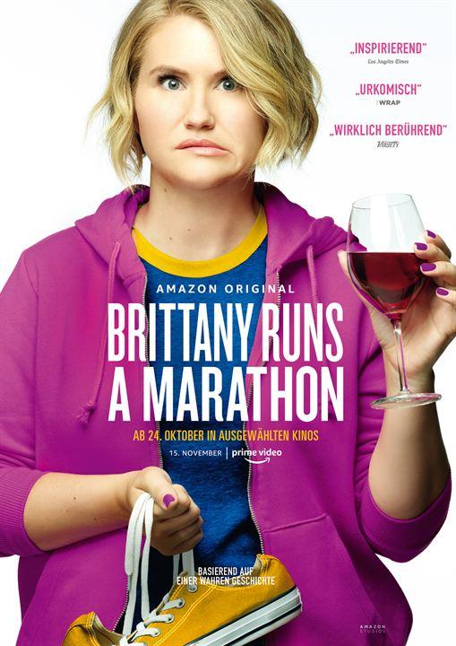 A Maratona de Brittany : Poster