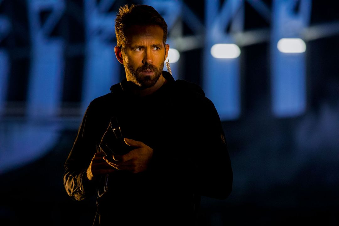 Esquadrão 6 : Foto Ryan Reynolds