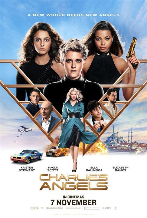 As Panteras : Poster
