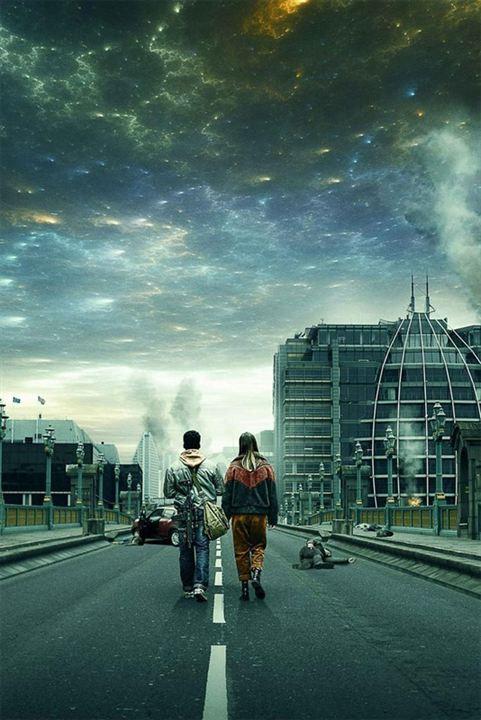 A Guerra dos Mundos : Poster