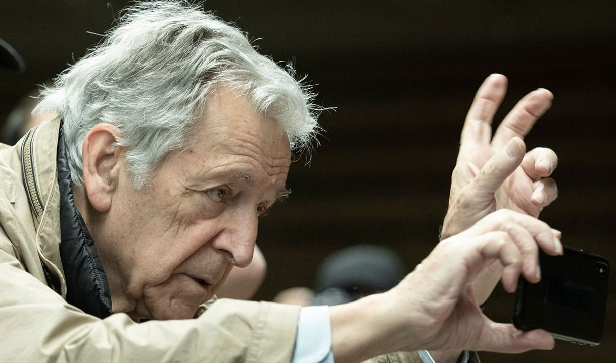 Adults in the Room : Foto Costa-Gavras