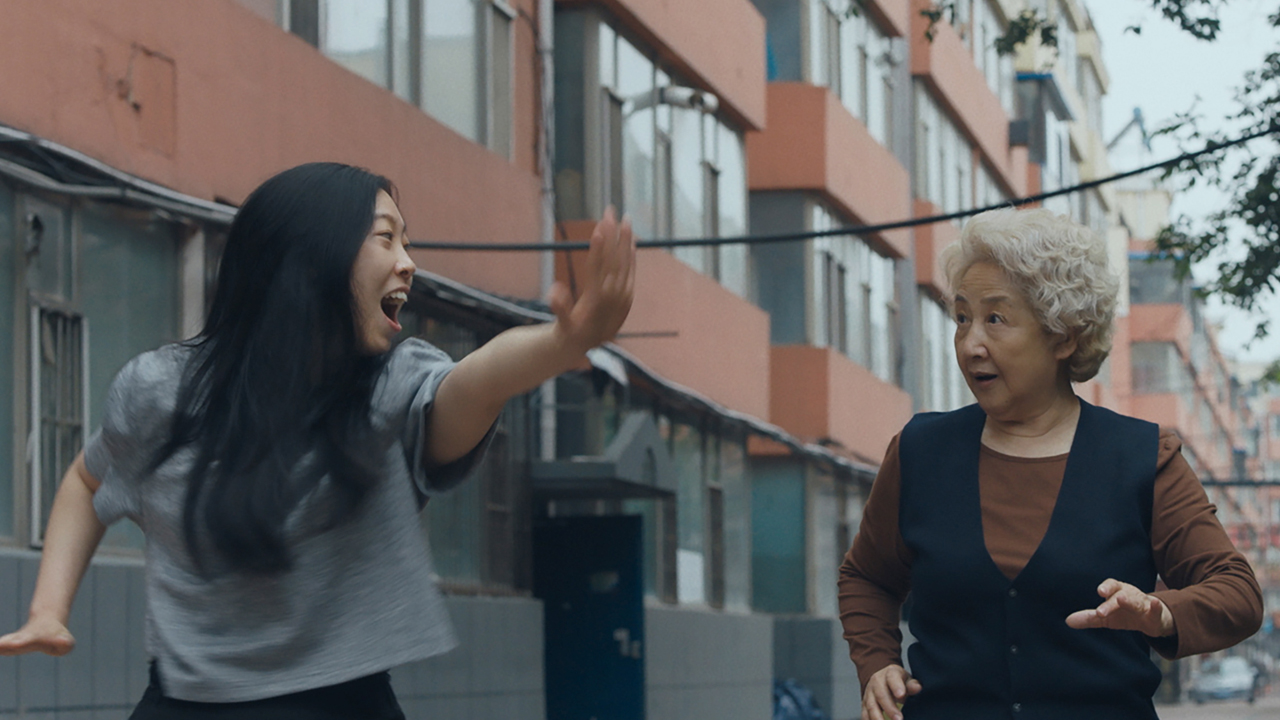 The Farewell : Foto Awkwafina, Shuzhen Zhao