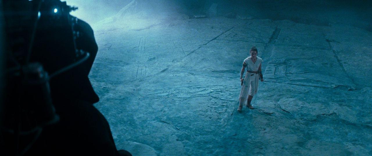 Star Wars: A Ascensão Skywalker : Foto Daisy Ridley