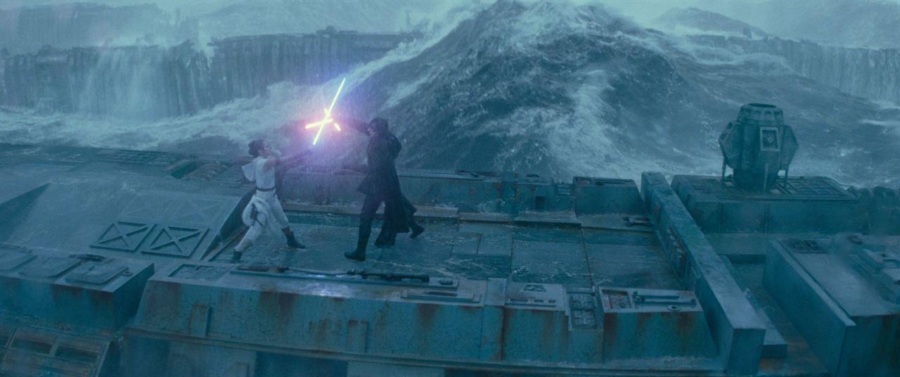 Star Wars: A Ascensão Skywalker : Foto Adam Driver, Daisy Ridley