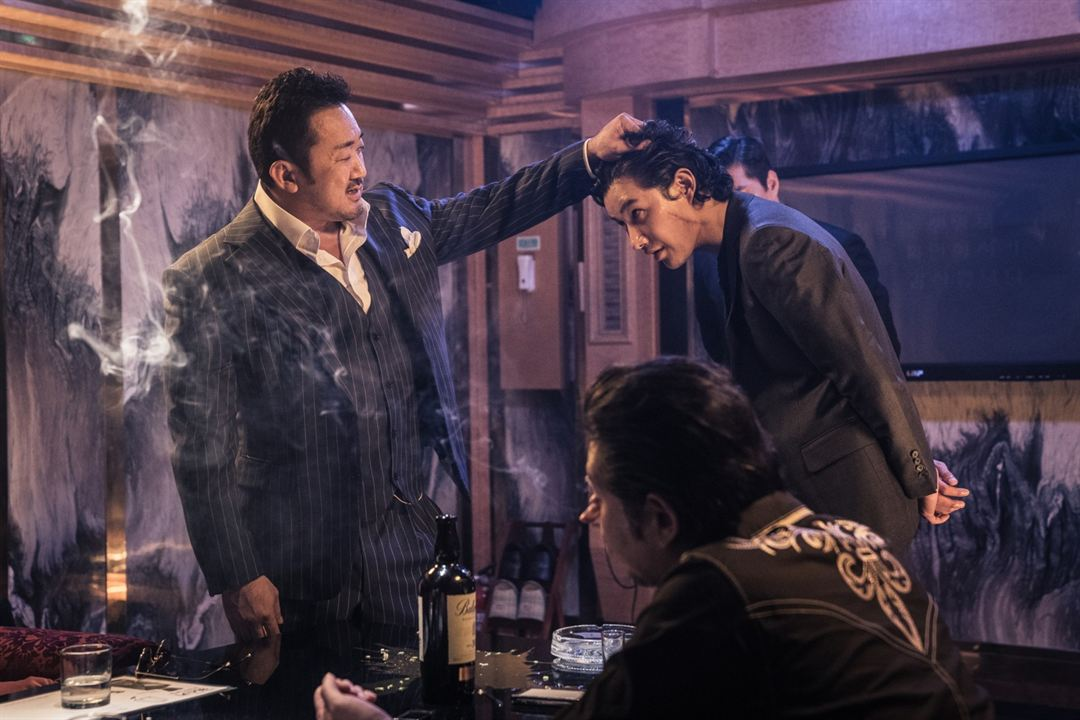 The Gangster, The Cop, The Devil : Foto Ma Dong-seok