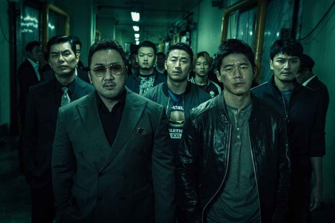 The Gangster, The Cop, The Devil : Foto Kim Moo-Yeol, Ma Dong-seok