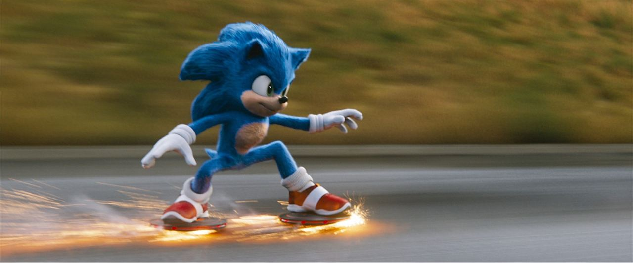 Sonic - O Filme : Foto