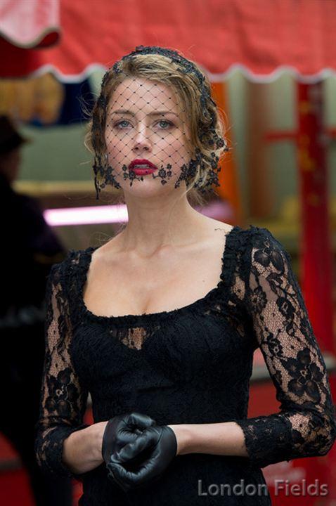 London Fields: Amber Heard