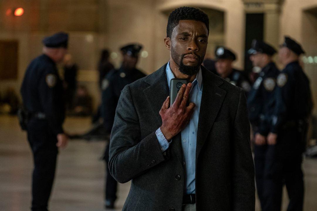 Crime sem Saída : Foto Chadwick Boseman