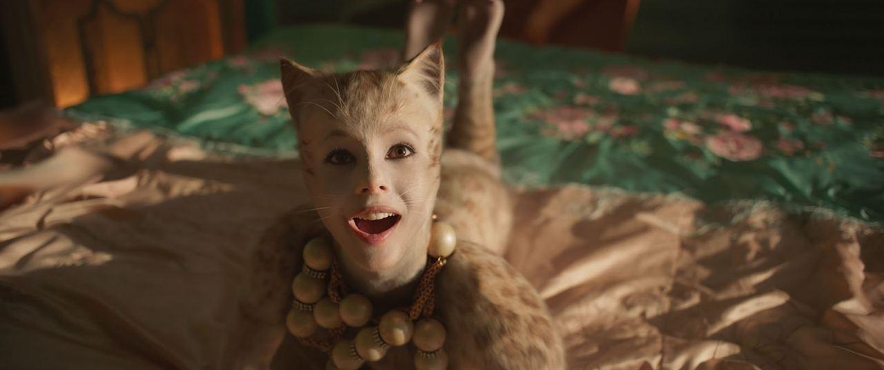 Cats : Foto Francesca Hayward
