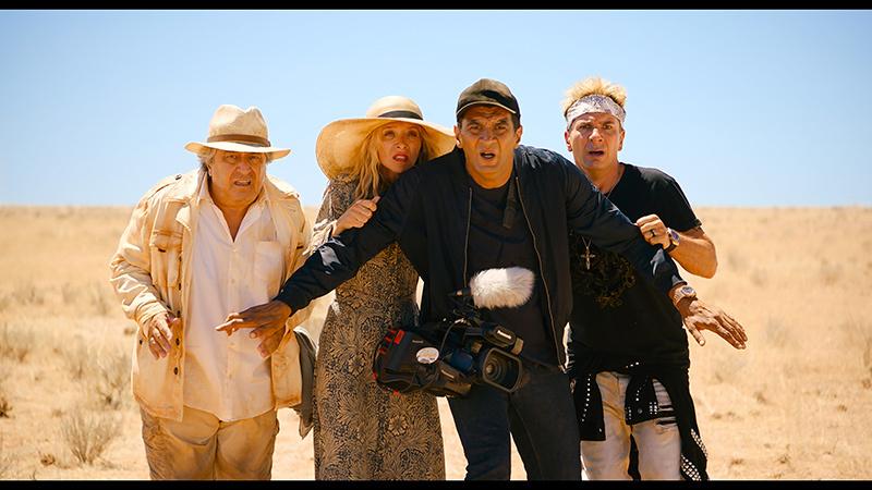 Foto Christian Clavier, Michaël Youn, Ramzy Bedia, Sylvie Testud