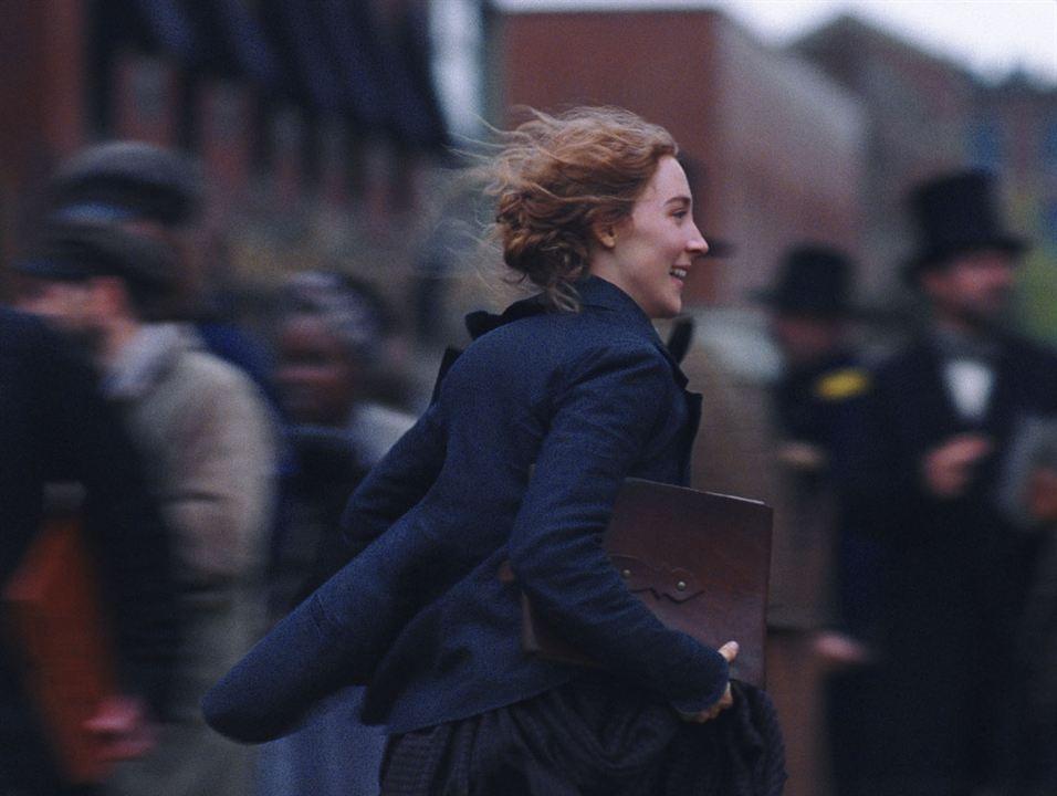 Adoráveis Mulheres : Foto Saoirse Ronan