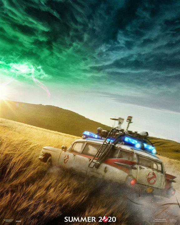 Ghostbusters – Mais Além : Poster