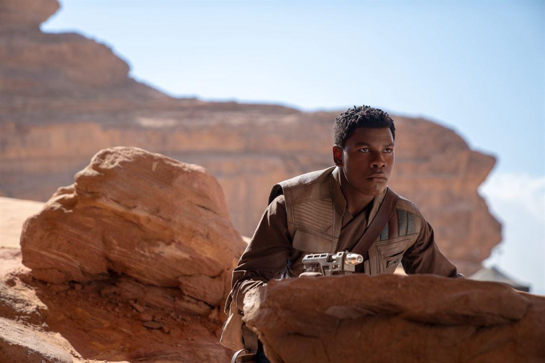Star Wars: A Ascensão Skywalker : Foto John Boyega