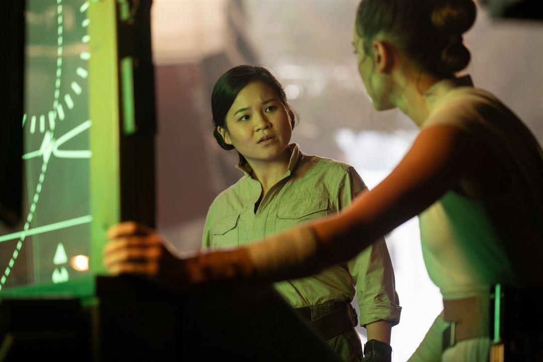 Star Wars: A Ascensão Skywalker: Daisy Ridley, Kelly Marie Tran