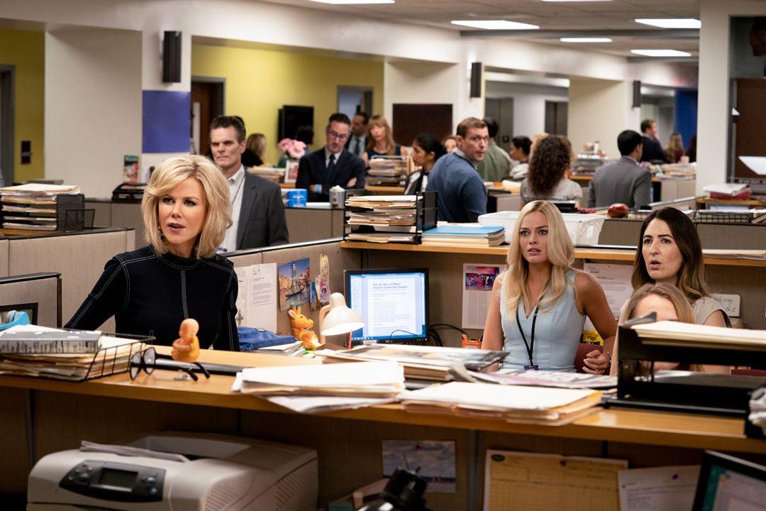 O Escândalo : Foto Margot Robbie, Nicole Kidman