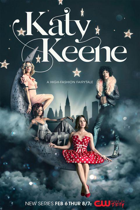 Katy Keene : Poster
