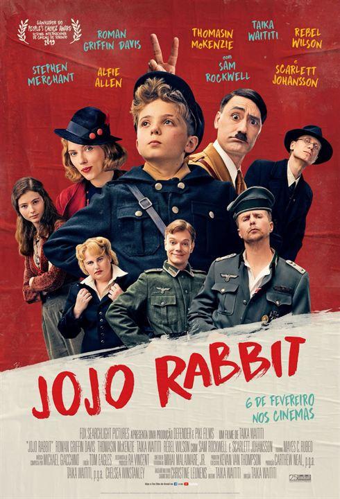 Jojo Rabbit : Poster