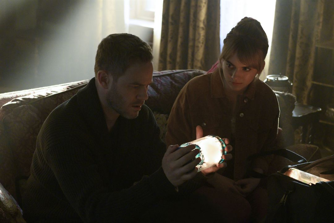 Foto Emilia Jones, Shawn Ashmore