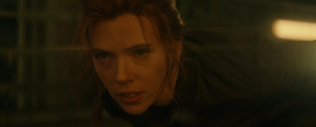 Viúva Negra: Scarlett Johansson