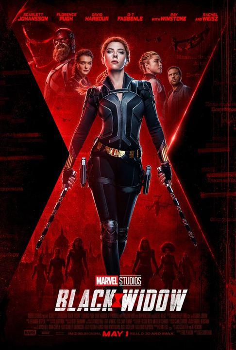 Viúva Negra : Poster