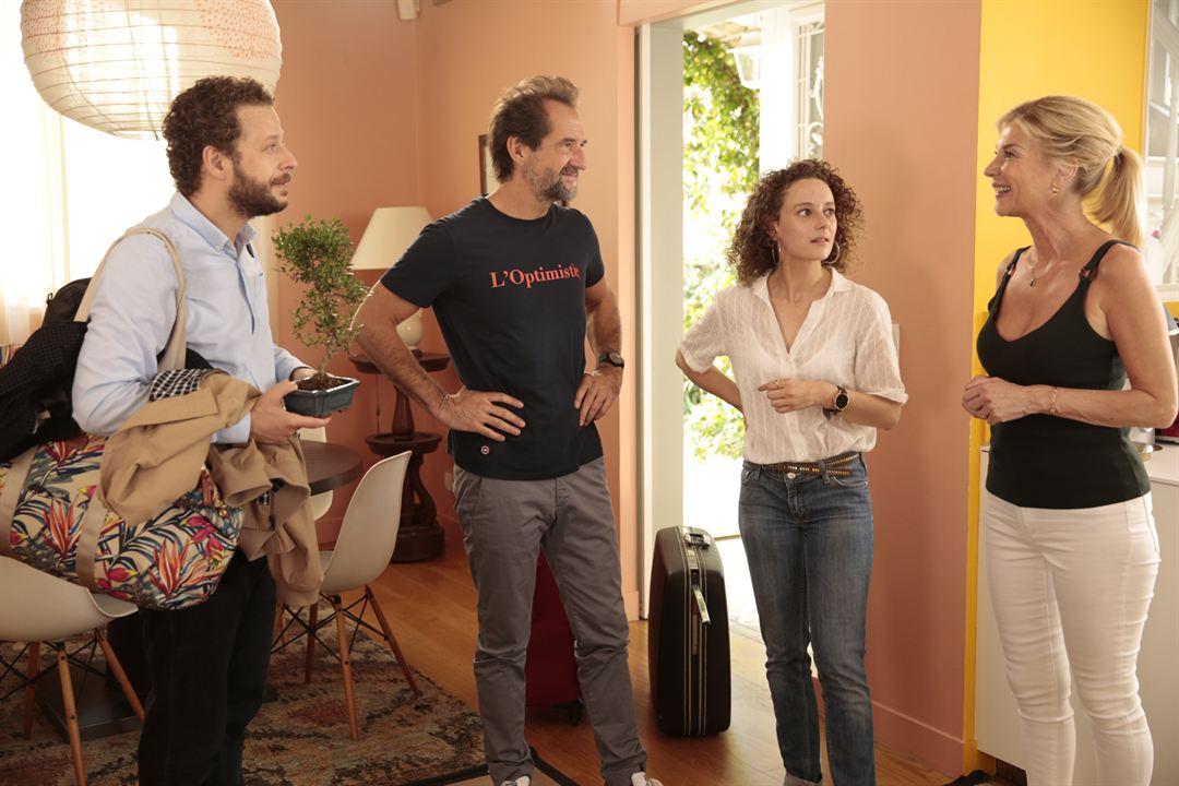 Foto Alice de Lencquesaing, Michèle Laroque, Stéphane De Groodt