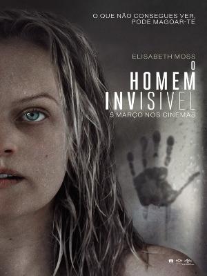 O Homem Invisível : Poster